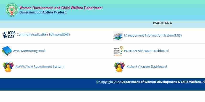 WDCW Telangana Anganwadi Recruitment 2021