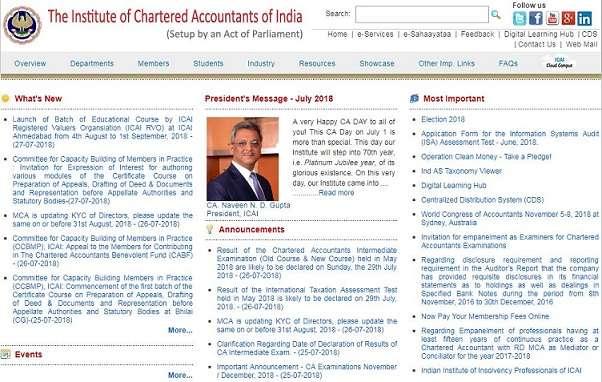 ICAI Career Ascent 2021