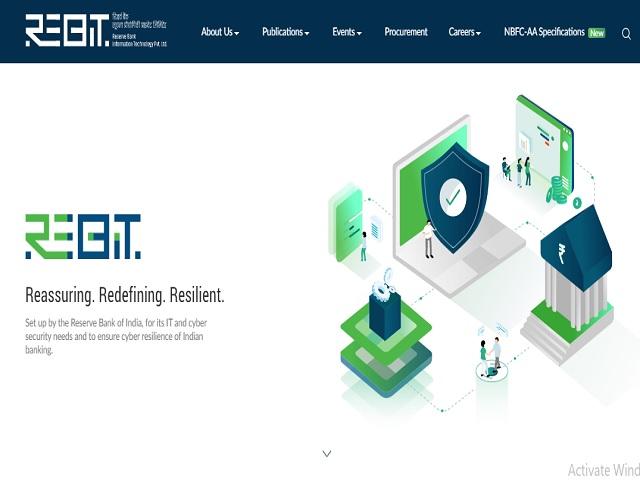 Rebit Recruitment Notification 2021