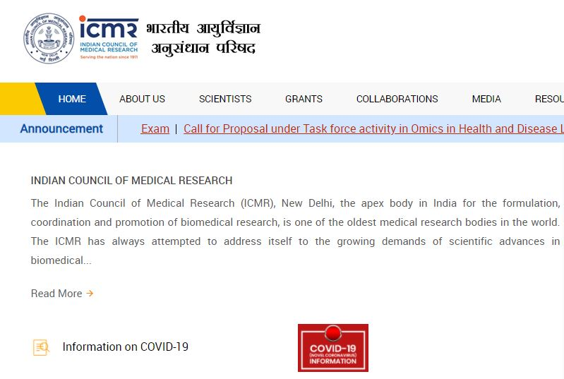 ICMR NIMR Recruitment 2021