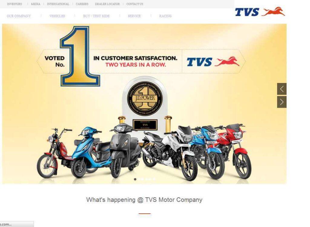 TVS Madurai Vacancy 2021